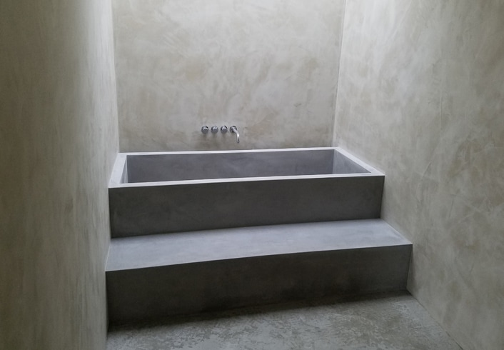 Tub And Shower Ernsdorf Design Concrete Fire Pit Bowls